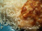 Sült csirke paprikás - lisztes bundában