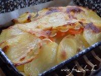 Répás tepsis krumpli